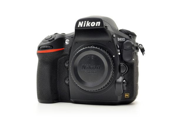 Foto kamera nikon D810