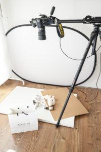 Produktu fotogrāfs