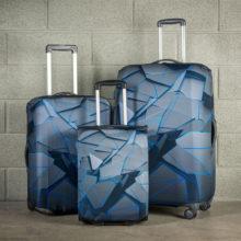 Koferu pārvalki